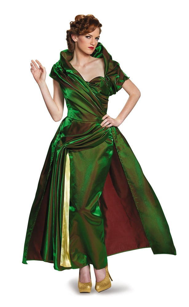 Cinderella Movie Lady Tremaine Prestige Adult Womens Costume