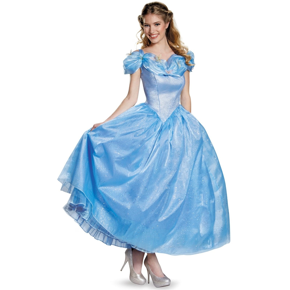 Cinderella Movie Prestige Adult Womens Costume