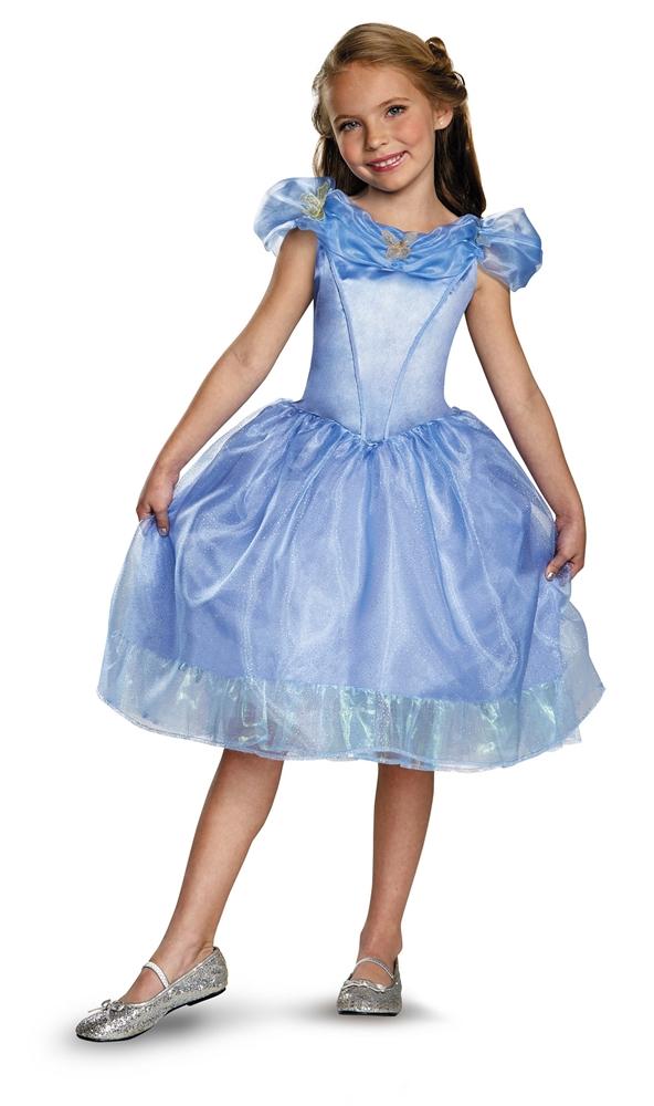 Cinderella Movie Classic Child Costume