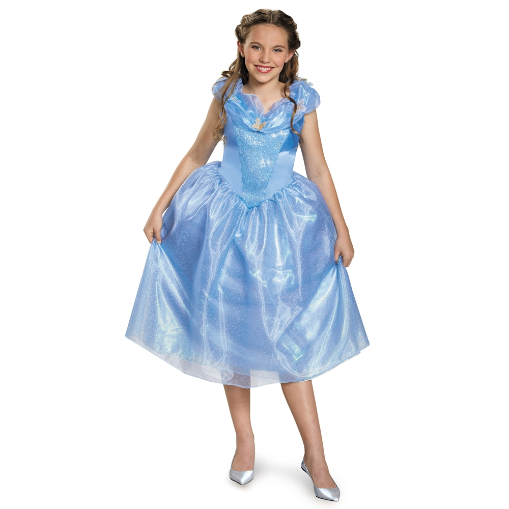 Cinderella Movie Tween Costume