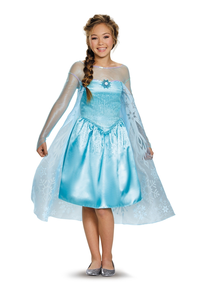 Frozen Elsa Tween Costume