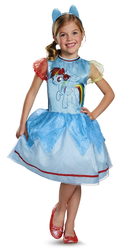My Little Pony Classic Rainbow Dash Child Costume by Disguise