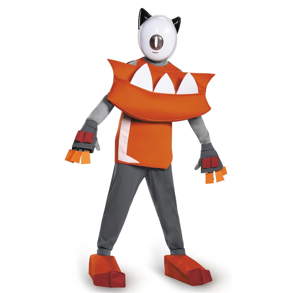 Mixels Deluxe Infernite Vulk Child Costume