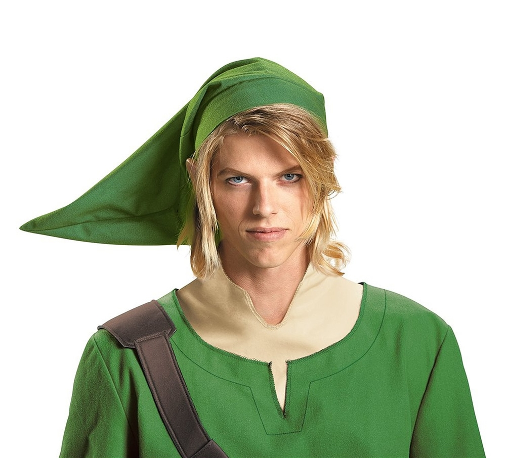 Zelda Link Adult Hat (Adult Hats)
