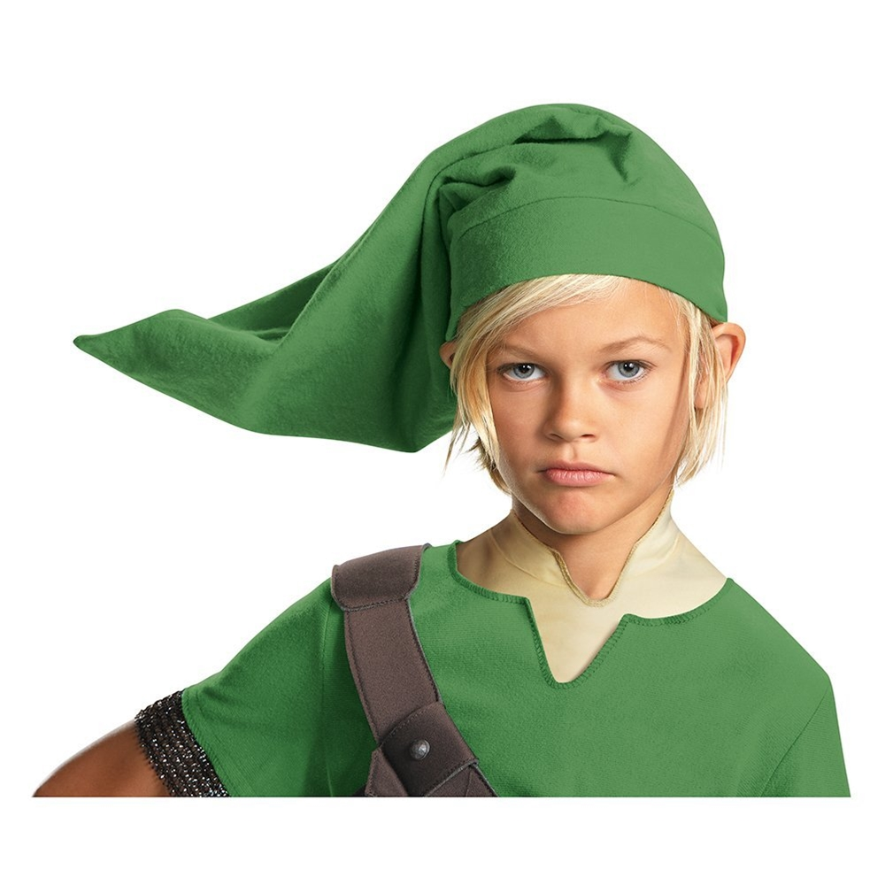Zelda Link Child Hat