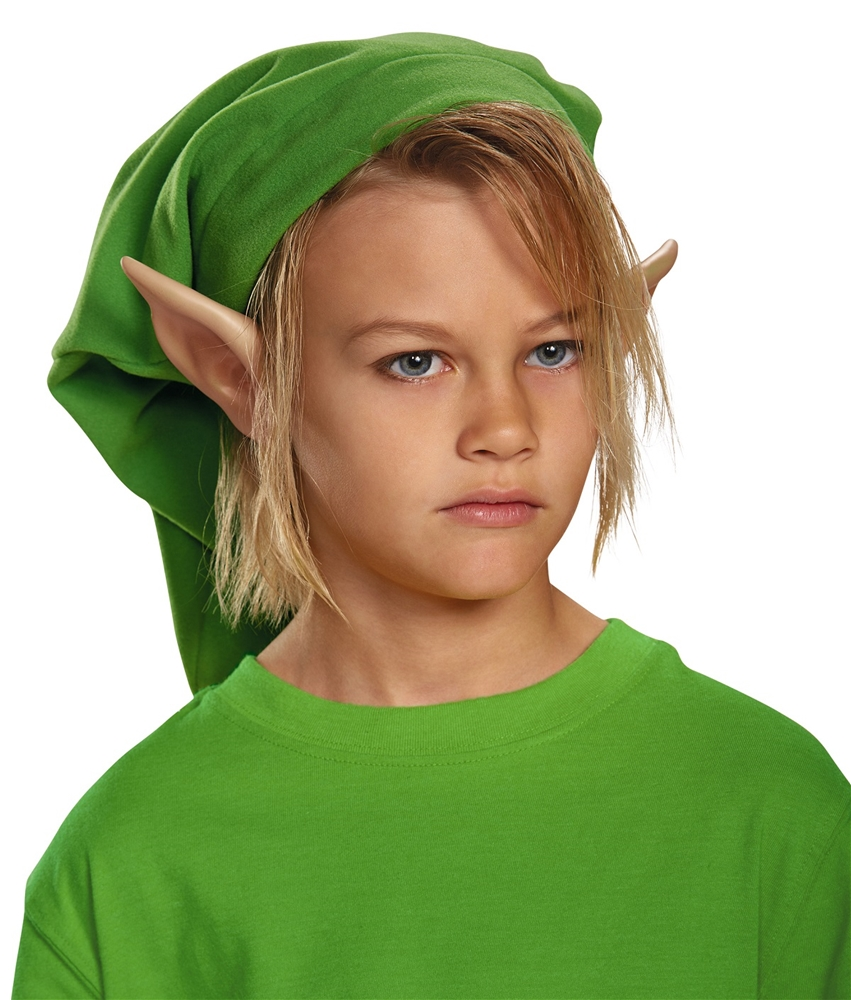 Zelda Link Hylian Child Ears
