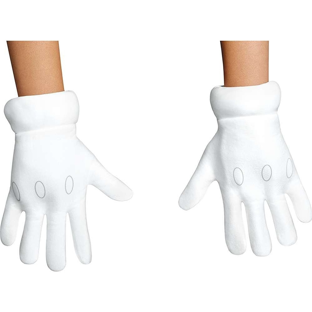 Super Mario Brothers Child Gloves (Super Marios Brothers)