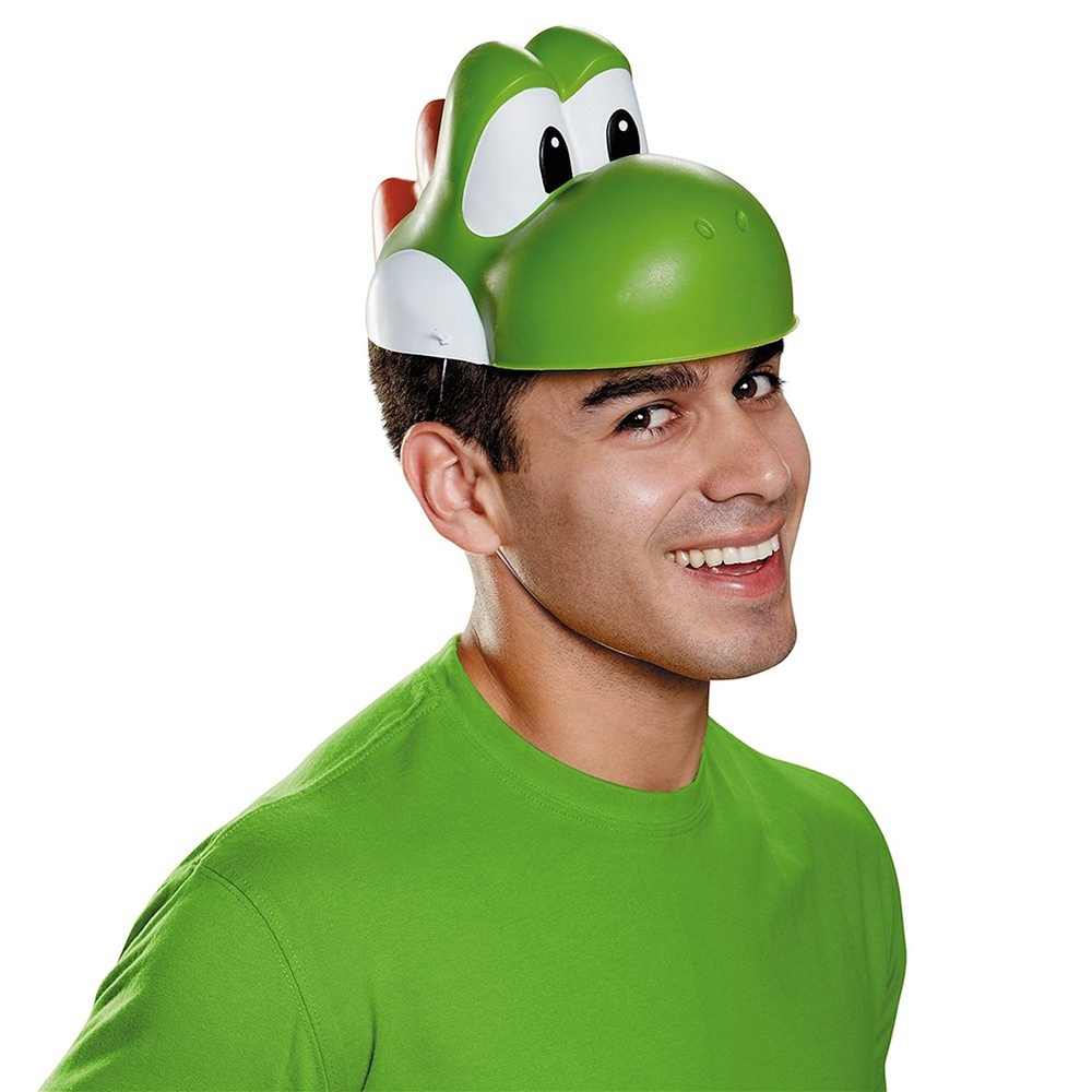 Super Mario Brothers Yoshi Adult Mask 85233