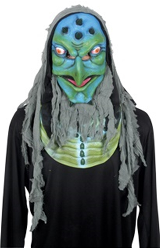 Hooded Evil Mask with EVA Foam Chest Piece (More Styles)