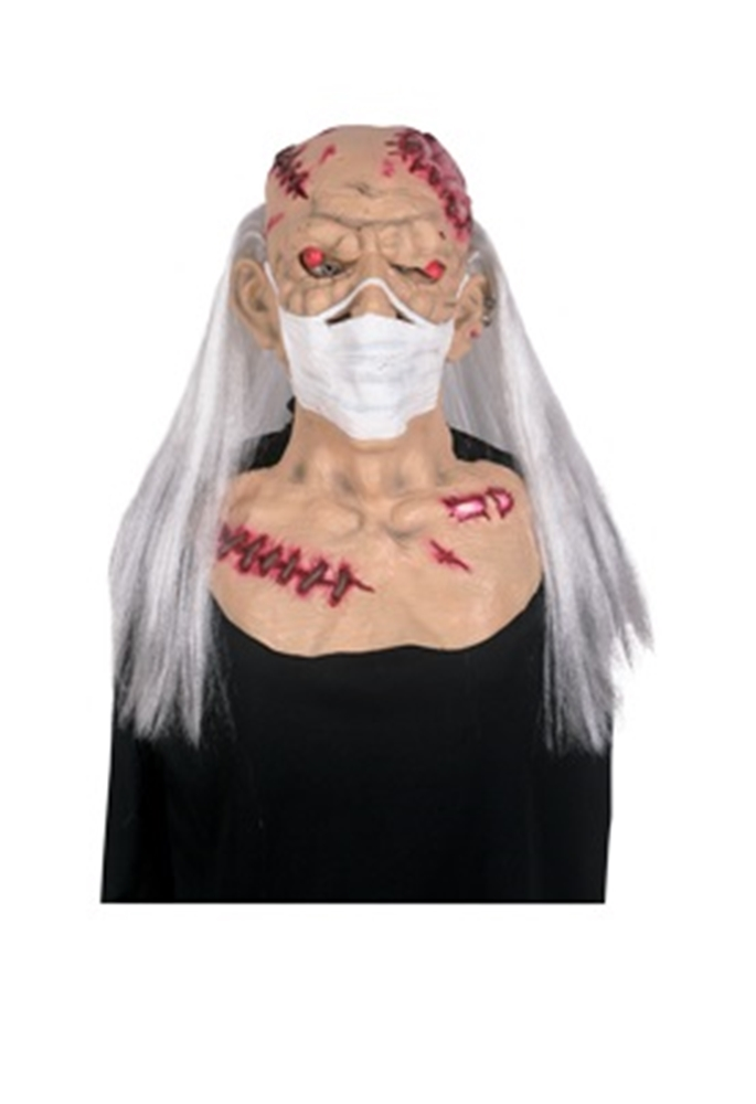 Apocalypse Survivor Deluxe Mask (More Styles)