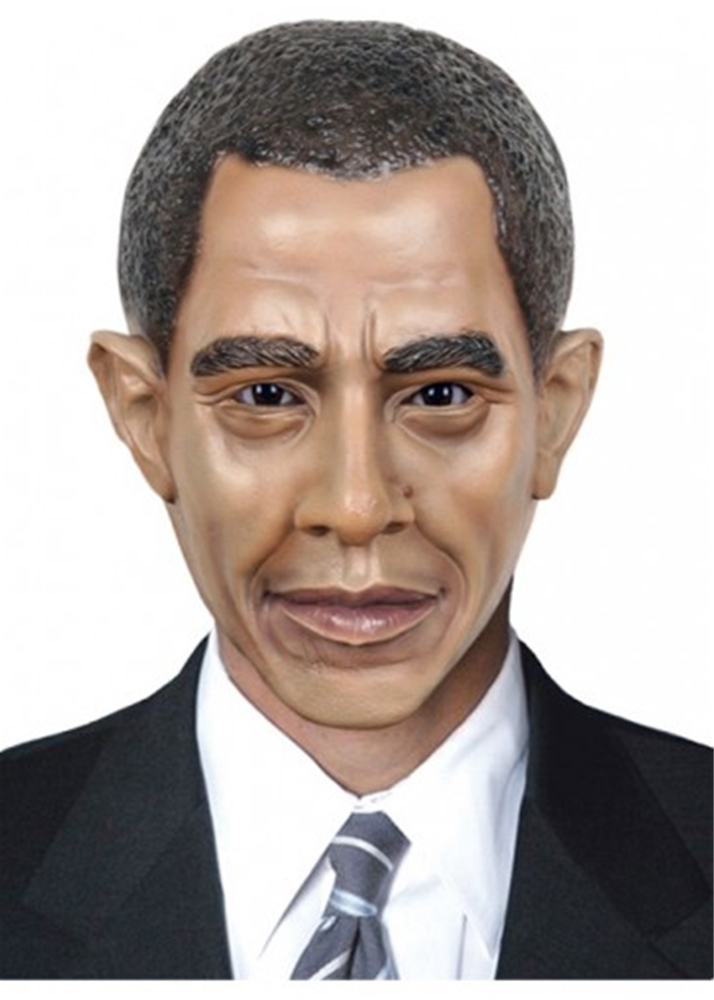 Mr. President Commander in Chief Foam Mask by Seasons Usa Inc
