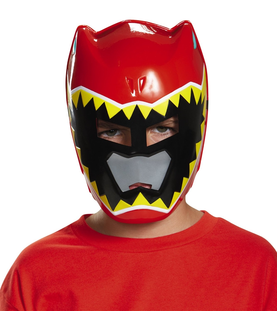 Power Rangers Dino Charge Red Ranger Mask by Disguise