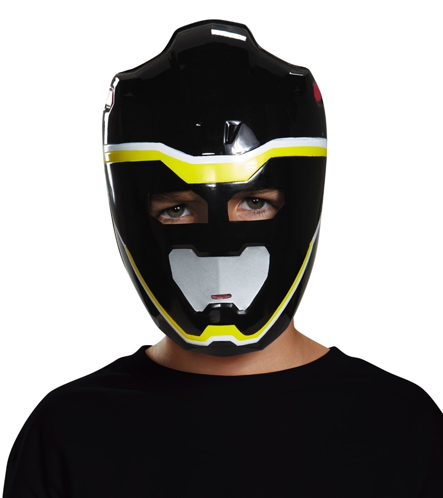 Power Rangers Dino Charge Black Ranger Mask