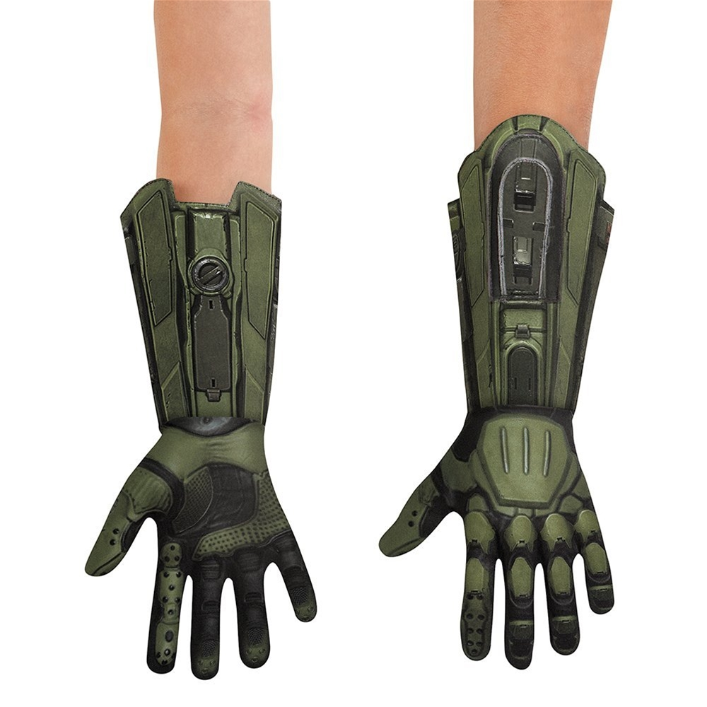 Halo Master Chief Deluxe Child Gloves (Master Chief Gloves)