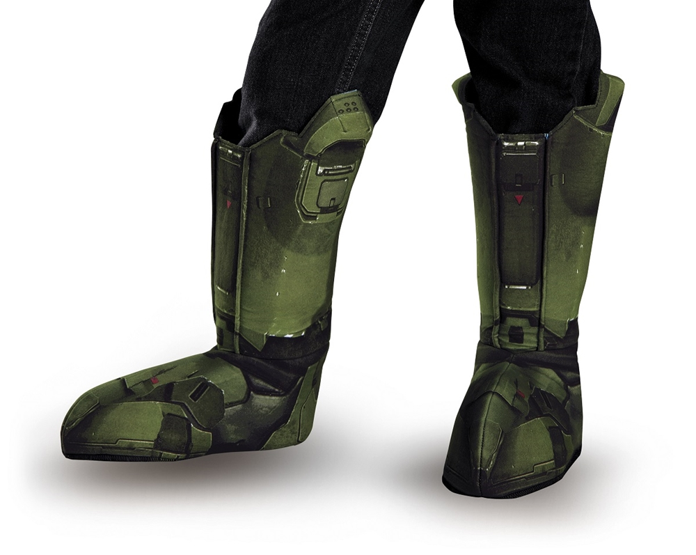 Halo Master Chief Adult Boot Covers