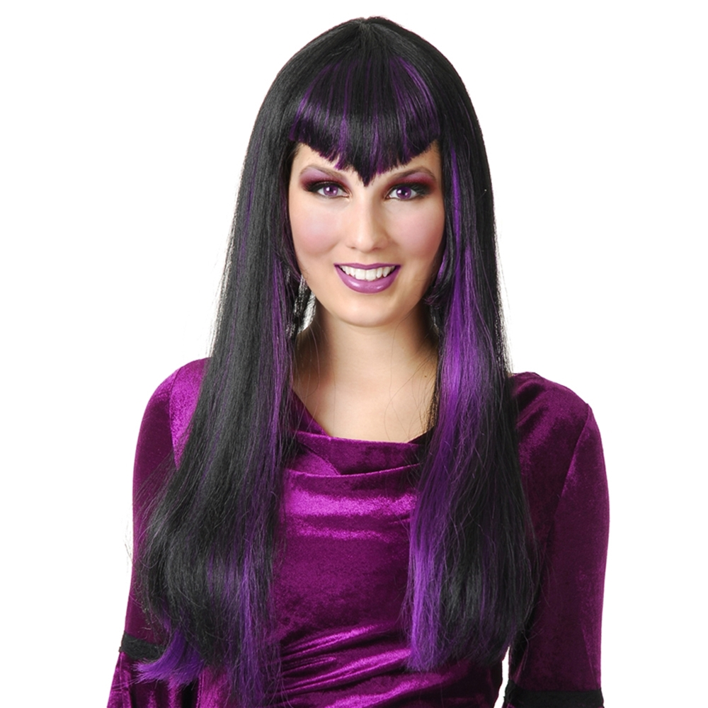 Gothic Vampira Wig (More Colors)