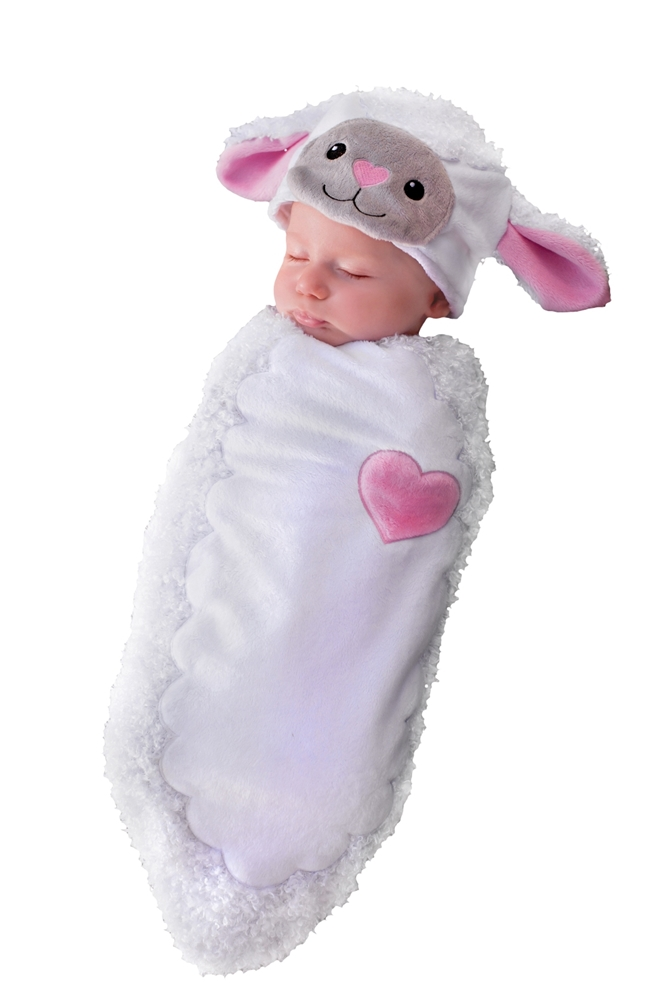 Rylan the Lamb Newborn Costume