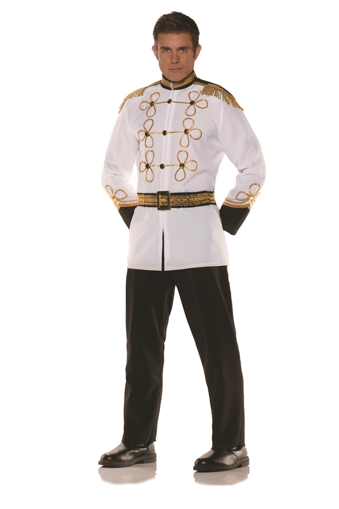 Classic Prince Charming Adult Mens Costume