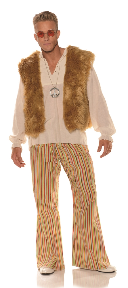 [70s Sunny Casanova Adult Mens Costume] (70s Costumes Men)
