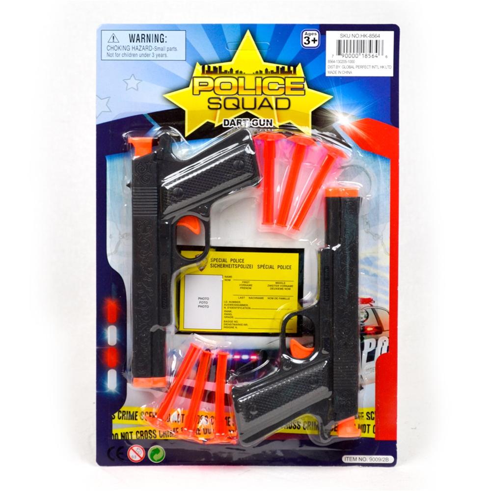 Police Pistol Set (More Colors)