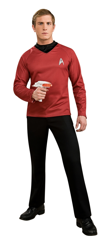 Star Trek Deluxe Scotty Adult Mens Shirt