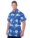 Blue-Hawaiian-Aloha-Adult-Mens-Shirt