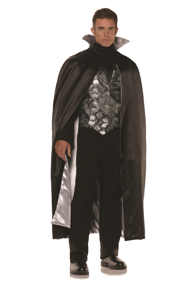 Dark Skull Master Adult Mens Plus Size Costume