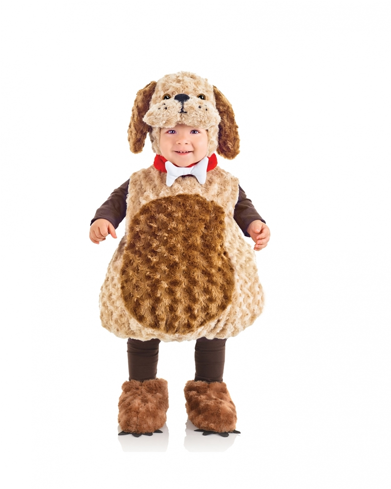 Fuzzy Puppy Toddler Costume (Puppy Costume Toddler)