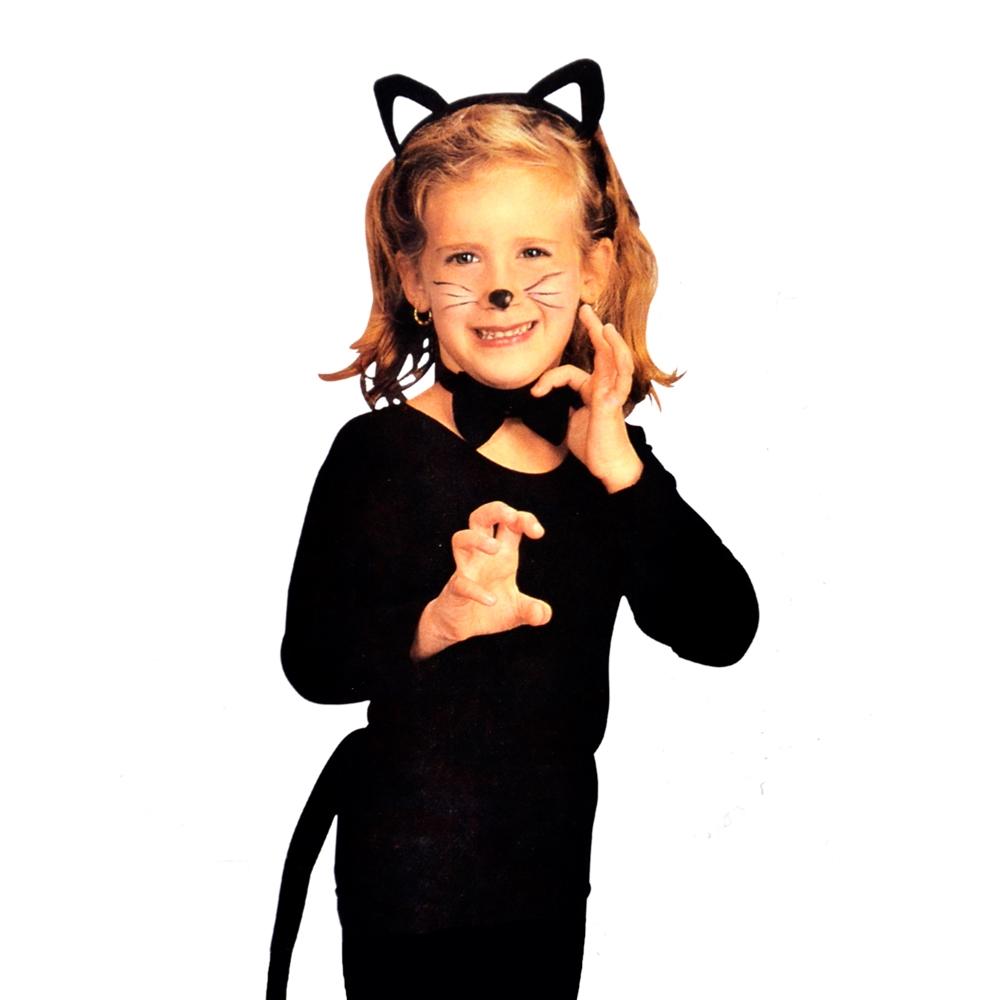 Cat Girl Child Accessory Kit