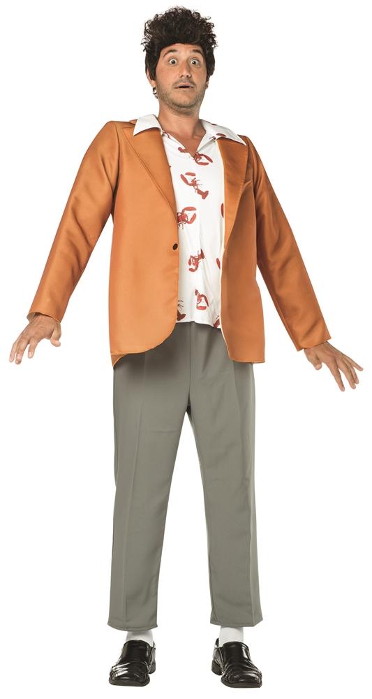 Seinfeld Kramer Adult Mens Costume