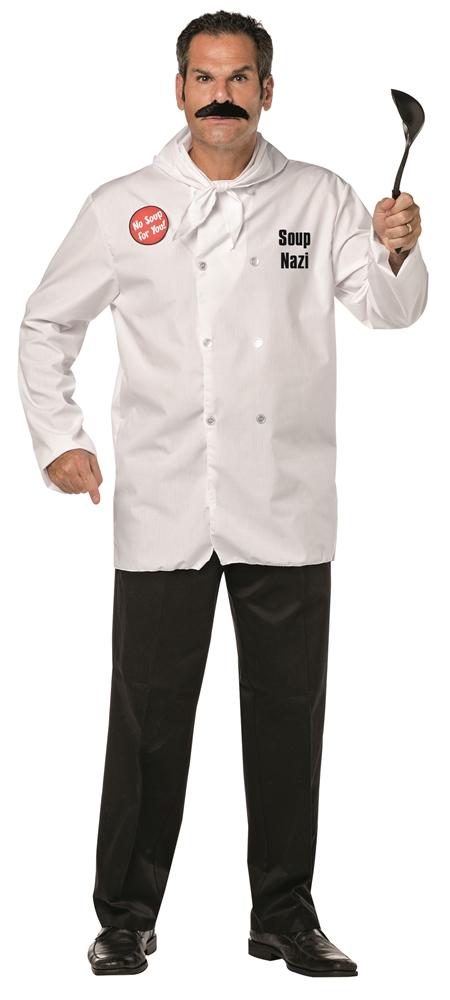 Seinfeld Soup Nazi Adult Mens Costume