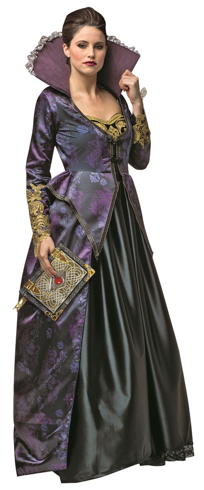 Once Upon a Time Evil Queen Adult Womens Plus Size Costume