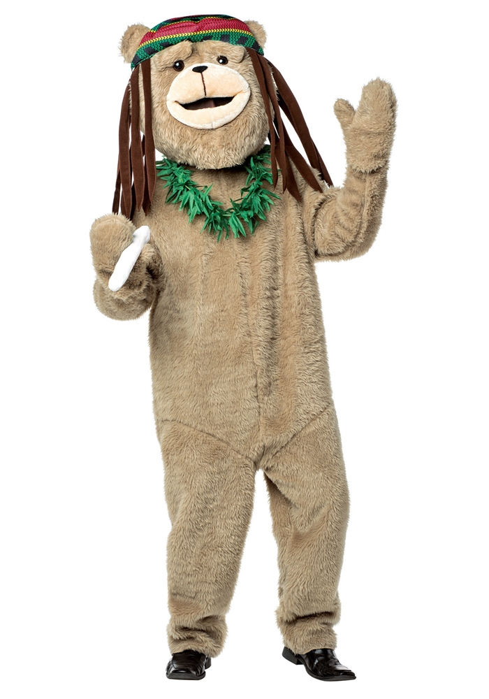 Ted 2 Rasta Kit Costume Add-On