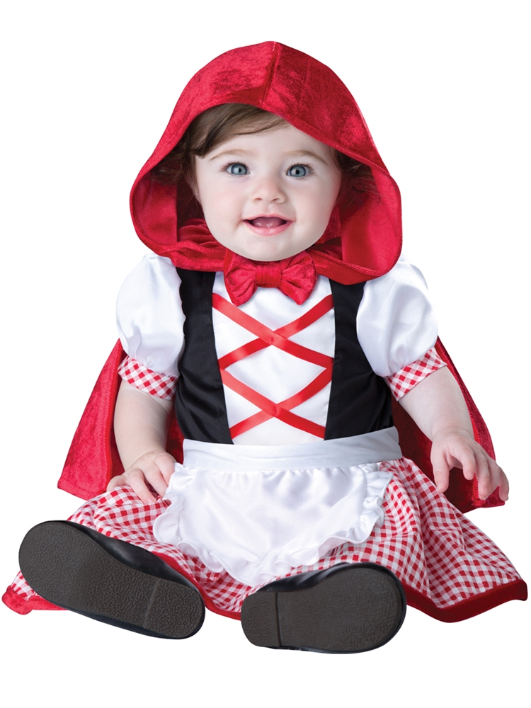 Little Red Riding Hood Infant Costume