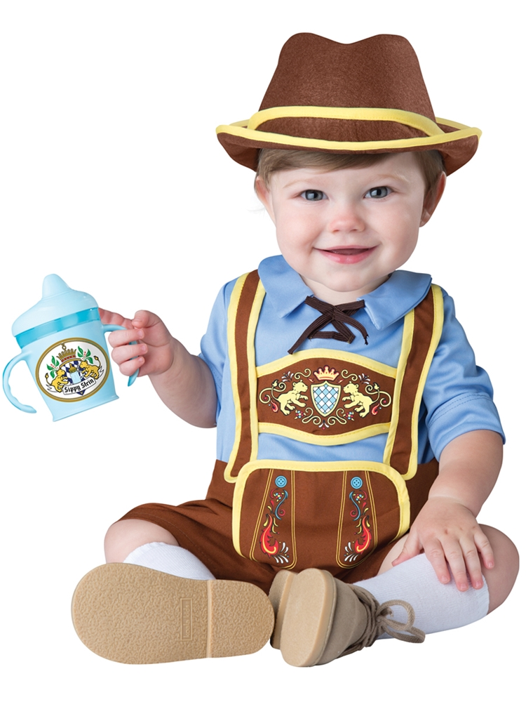 Little Lederhosen Infant Costume