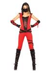 Red-Ninja-Assassin-Catsuit-Adult-Womens-Costume