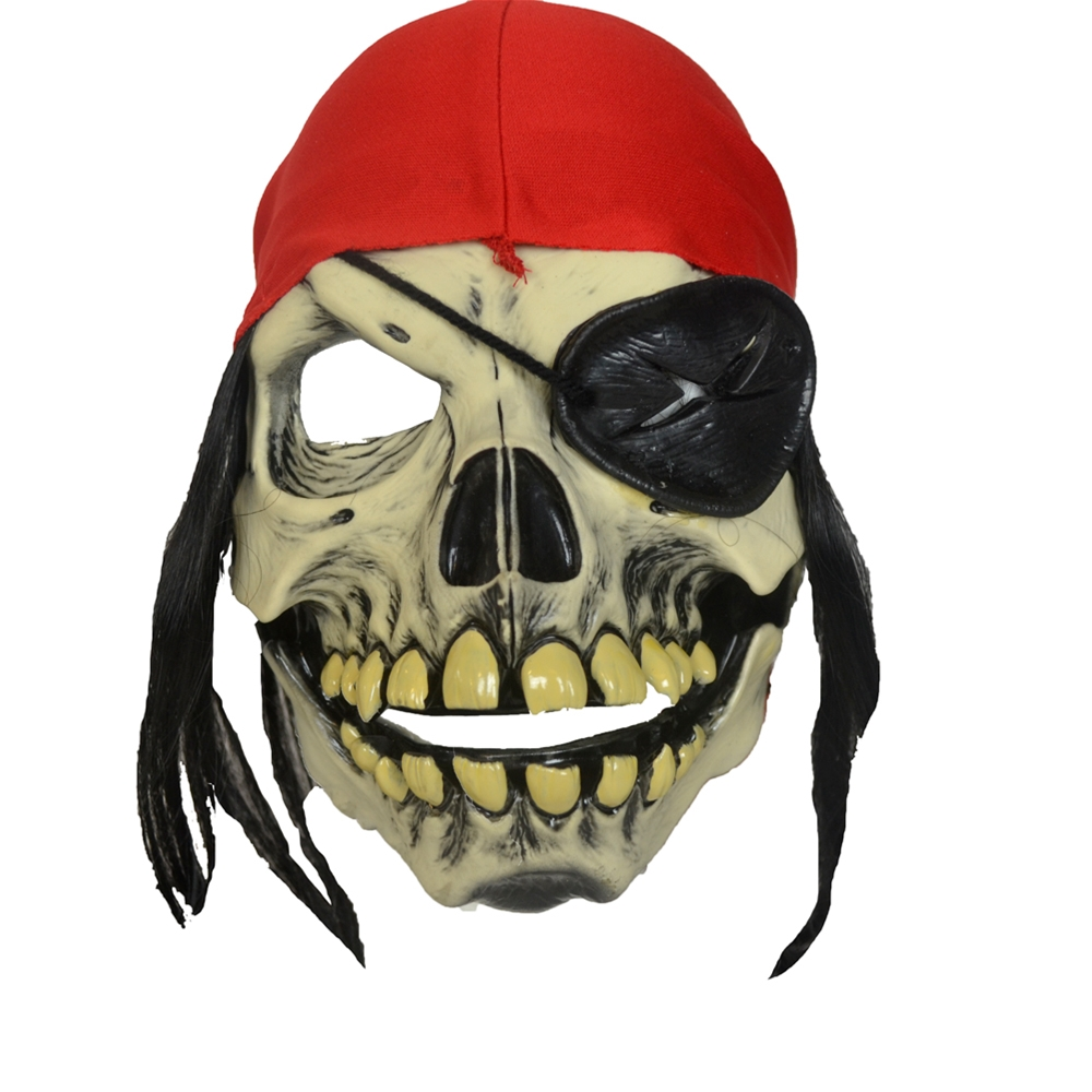 Pirate Skull Adult Mask