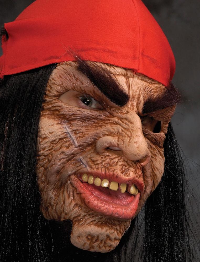 Ramrod Pirate Adult Mask