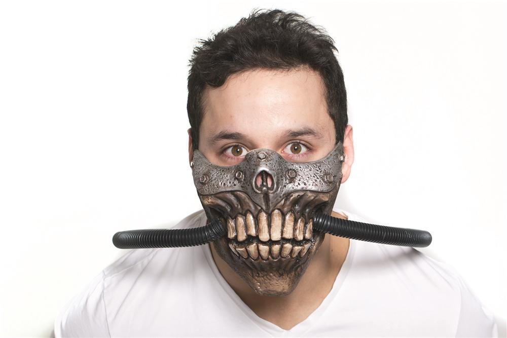 Fury in the Future Immortal Joe Half Mask