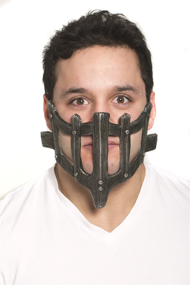 Fury in the Future Max Face Guard Mask