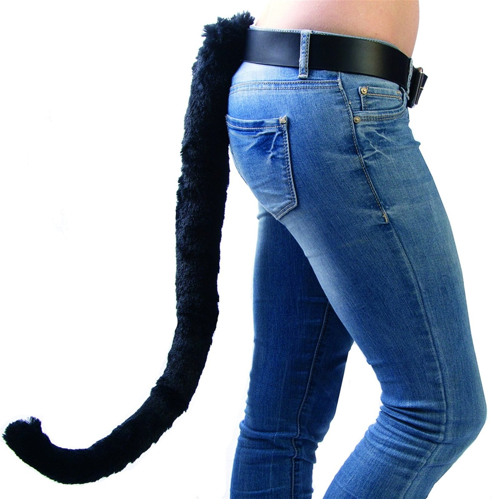 Black Cat Tail