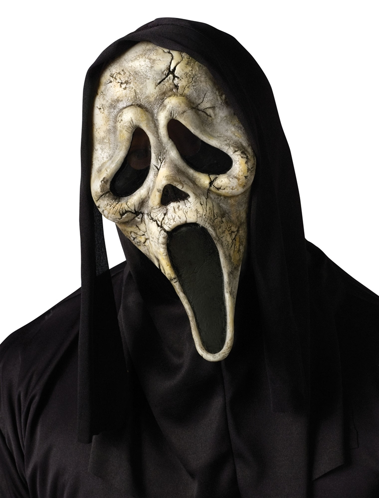 Scream Ghost Face Zombie Mask