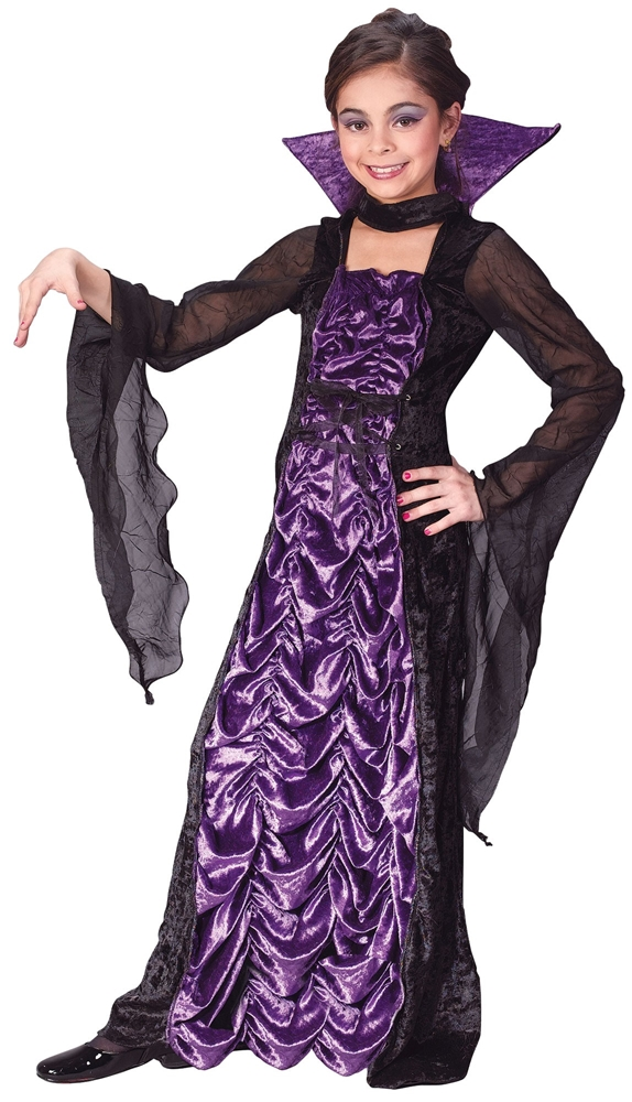 Countess of Darkness Child Costume