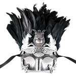 Hercules-Masquerade-Mask-with-Feathers-(More-Colors)
