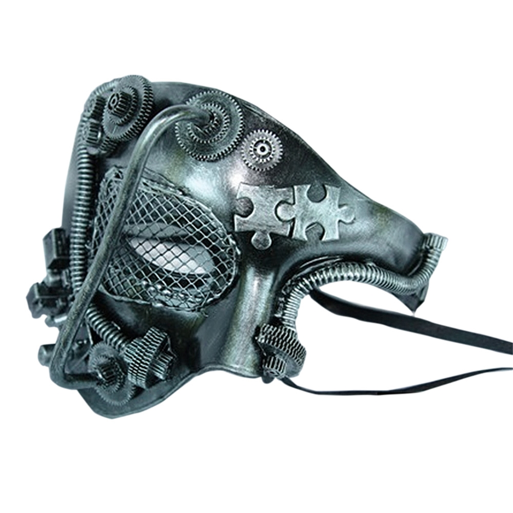 Steampunk Robot Phantom Mask (More Colors)