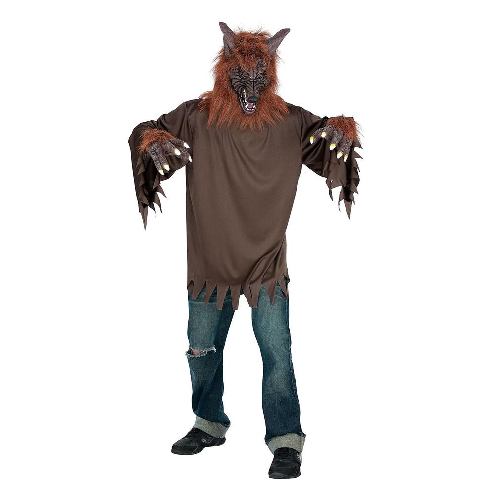 Brown (Adult Werewolf Costumes)