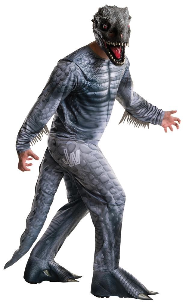 Jurassic World Indominus Rex Adult Mens Costume 810904
