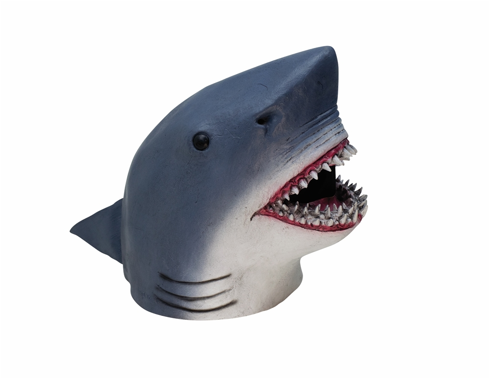 Shark Adult Latex Mask