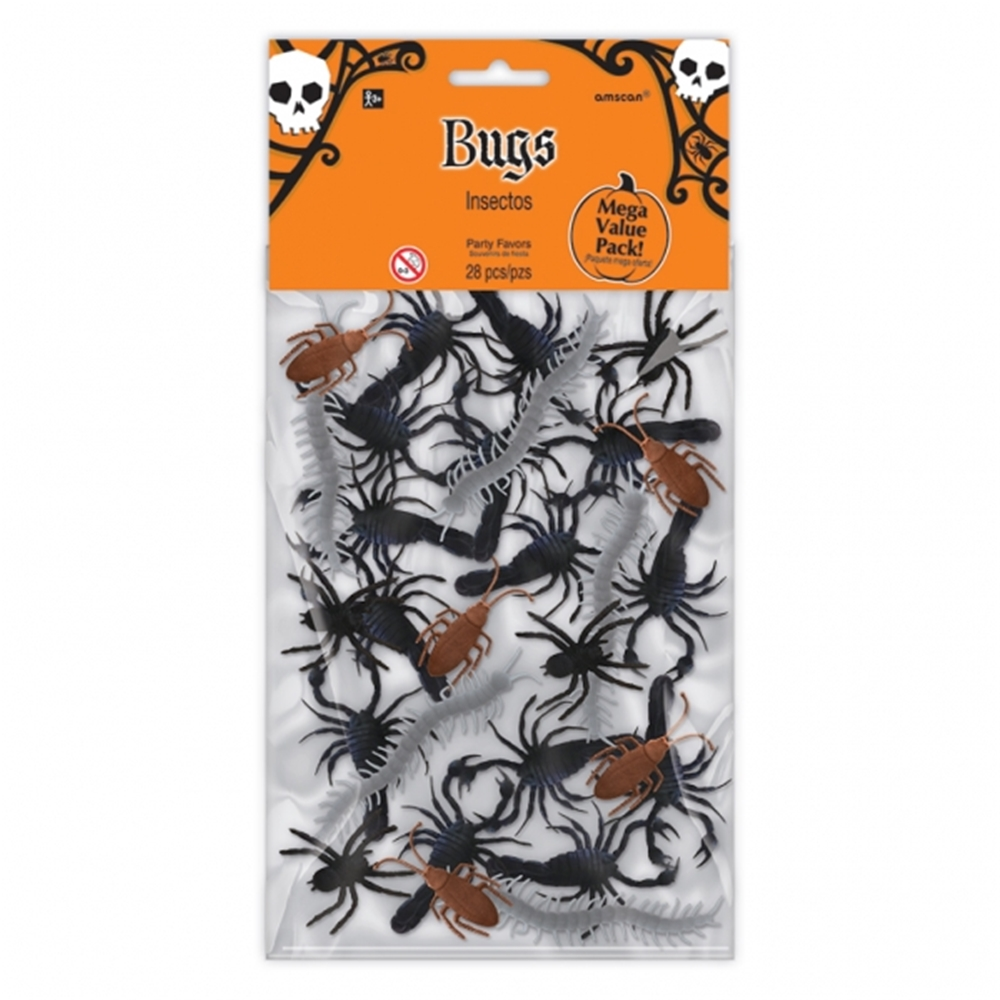 Bug Party Favors Pack 28ct by Amscan