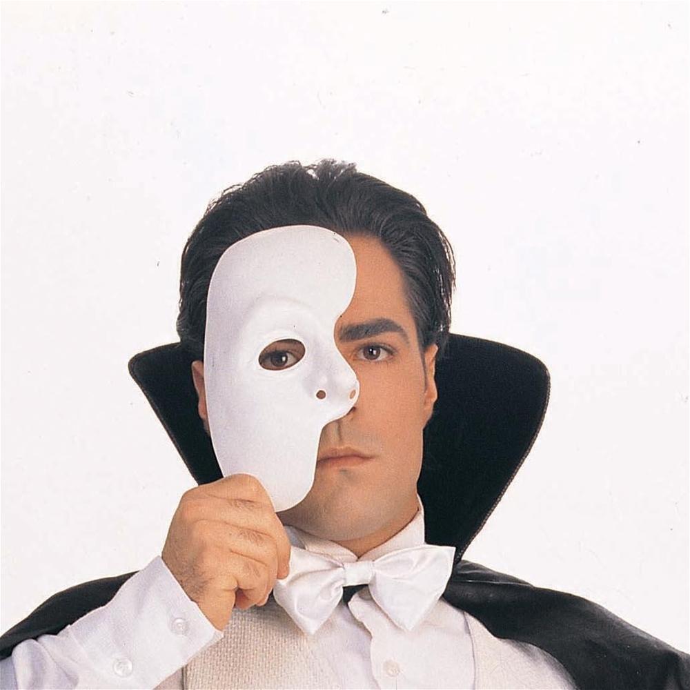 Phantom of the Opera White